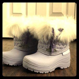 Winter boot toddler